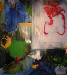 Kimura With A Touch of Soutine -  2009