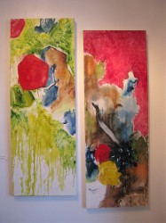 Slipped Diptych -  2008